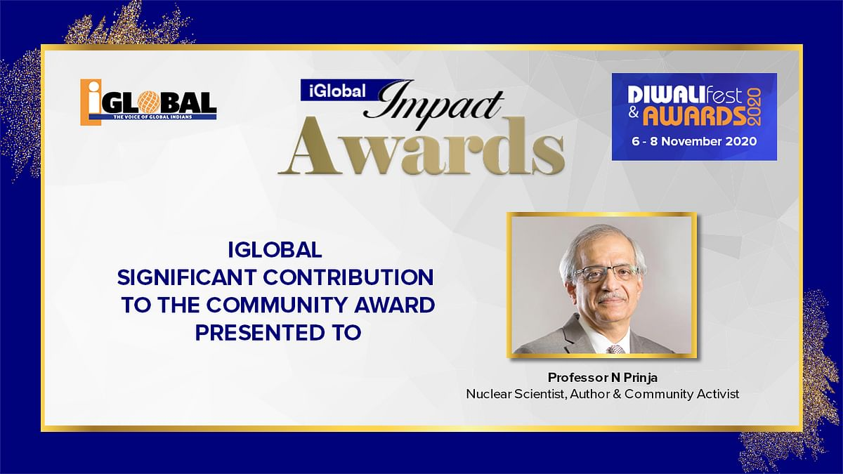 Special Award: iGlobal Significant Contribution to the Community Award