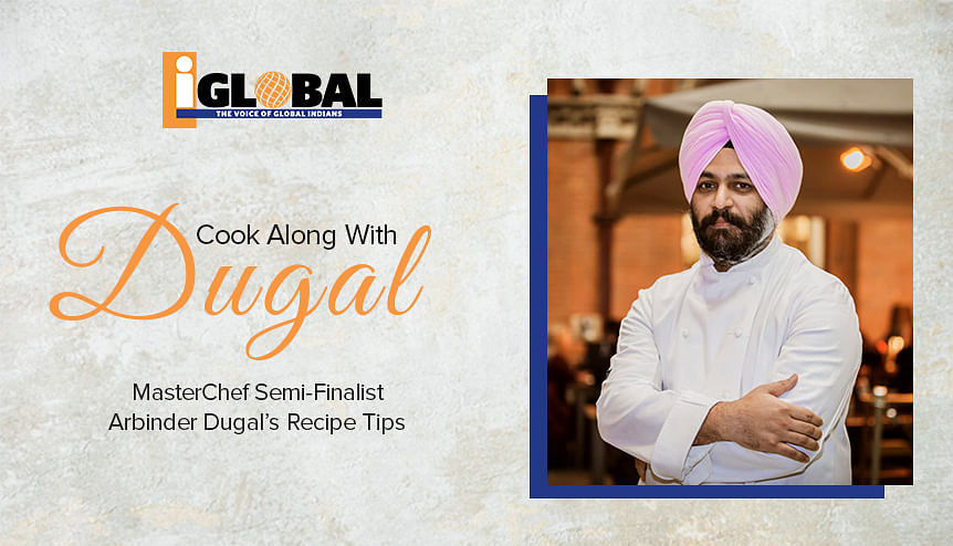 Cook Along this Healthy Protein Quinoa & Oats Dosa with Chef Arbinder Dugal