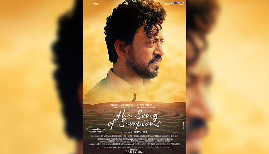 Irrfan Khan's swansong 'The Song of Scorpions' is an empowering drama set for 2021