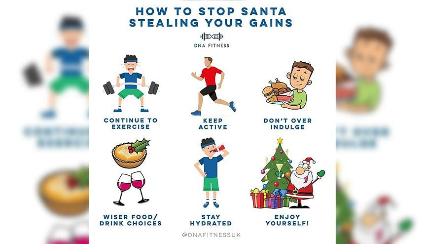 How to stop Santa stealing your gains over the holidays