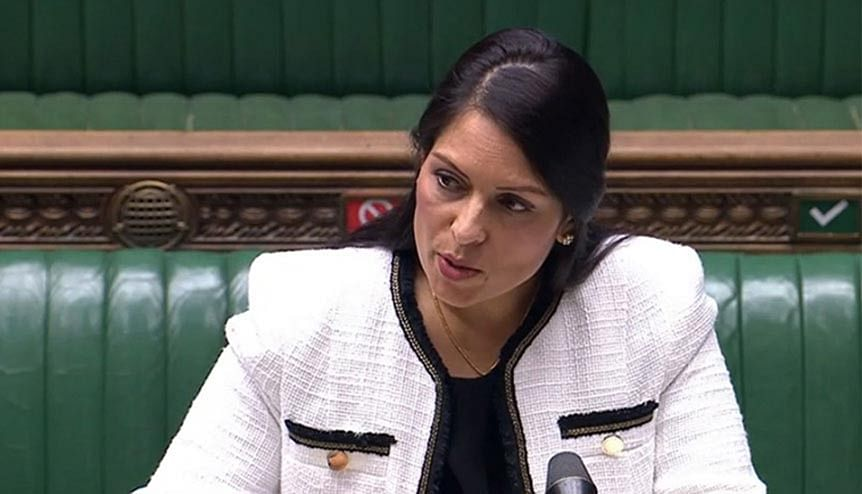 Priti Patel multiplies and speeds up Impact on Life Windrush payouts