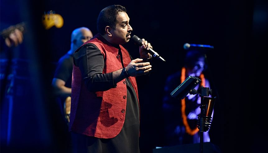 Bollywood singer Shankar Mahadevan wins UK's Magnificent Performing Arts Award