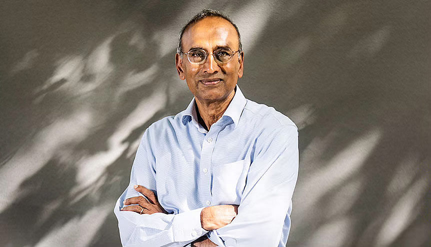 Prof. Venki reflects on his term as the first India-born President of the Royal Society