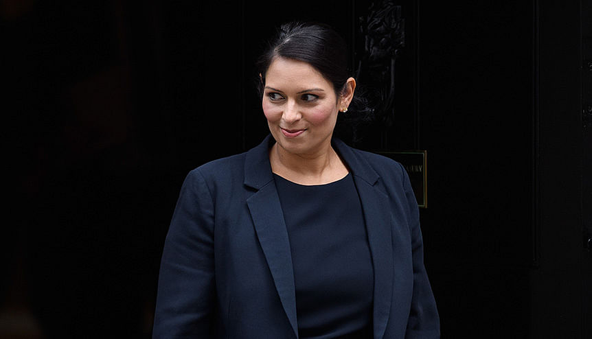 No compromise on safety post-Brexit, pledges Priti Patel