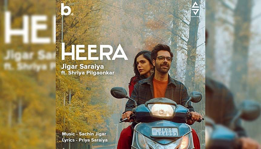Sachin-Jigar revive timeless romance with new love song 'Heera' shot in Kashmir