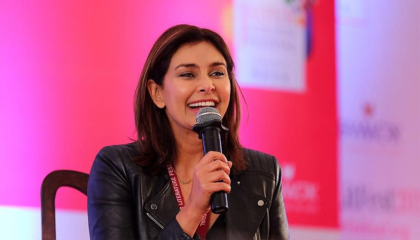 Close to the Bone: Actress-turned-author Lisa Ray's travelogue of the soul