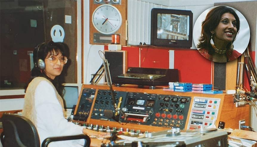 Tribute to Sujata Aum Barot: A pioneering British Indian female radio & TV personality