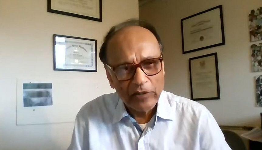 British Indian economist Partha Dasgupta lays out formula to rebalance humanity
