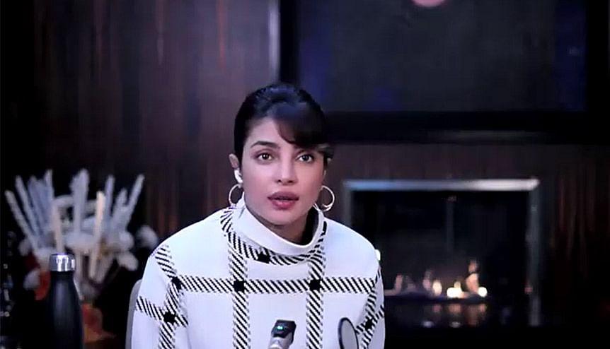 Priyanka Chopra Jonas on pushing boundaries for Indian talent globally in new memoir 'Unfinished'