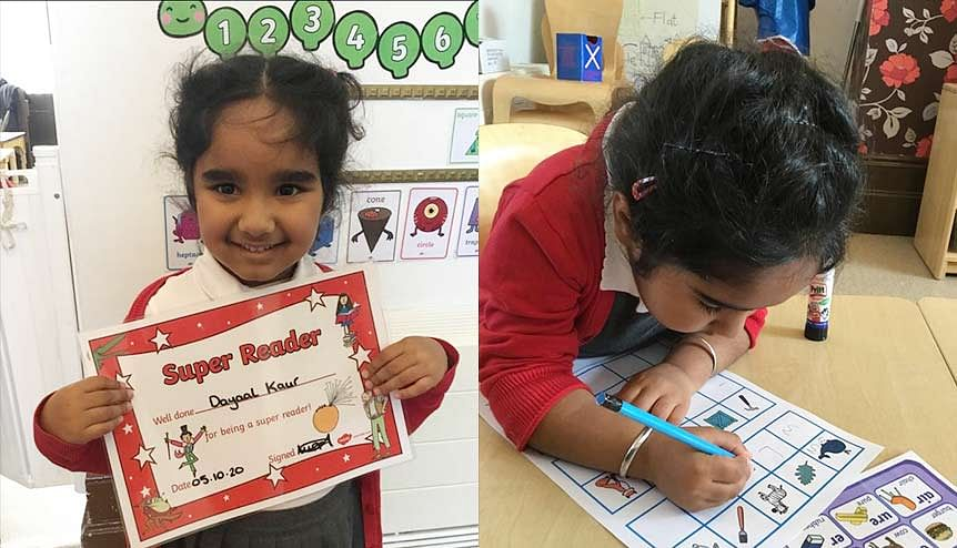 How 4-year-old Dayaal Kaur joined the British Mensa club of geniuses