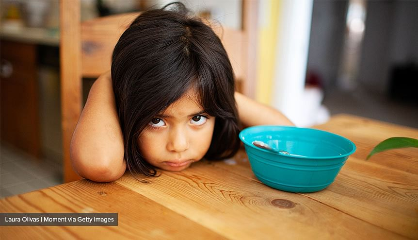 Here's how childhood diet impacts our entire life
