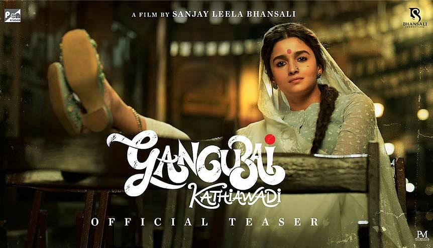 Sanjay Leela Bhansali unveils Alia Bhatt as 'Gangubai Kathiawadi'