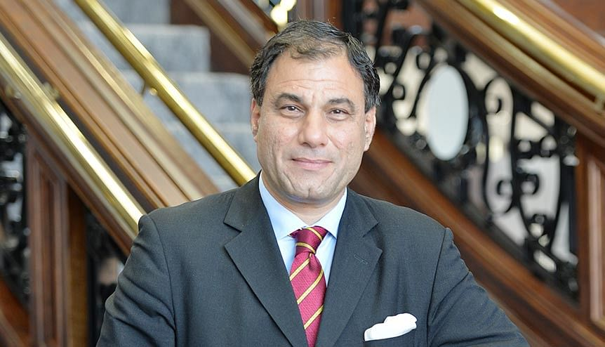 Lord Bilimoria to impact research agenda as Oxford University Visiting Fellow
