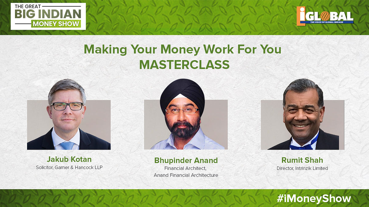 Making your money work for you [Masterclass]