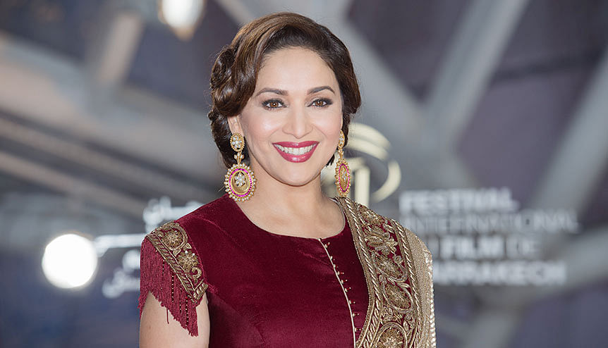 Madhuri Dixit debuts for Netflix in suspense-drama 'Finding Anamika'
