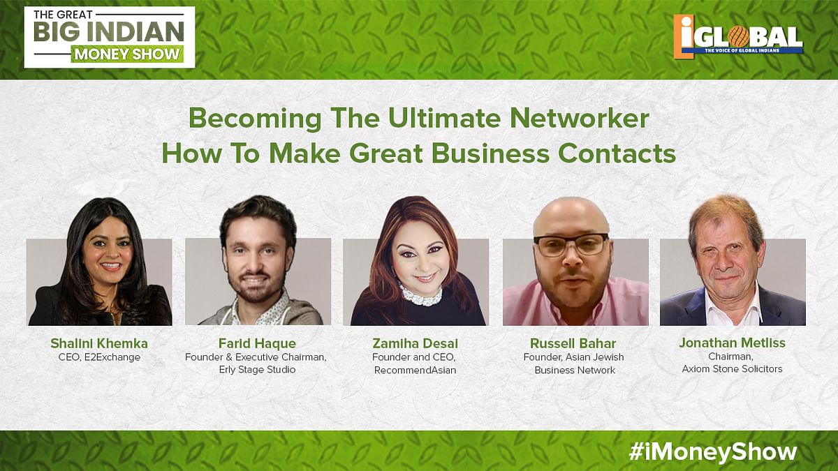 Becoming the Ultimate Networker – How to make great business contacts