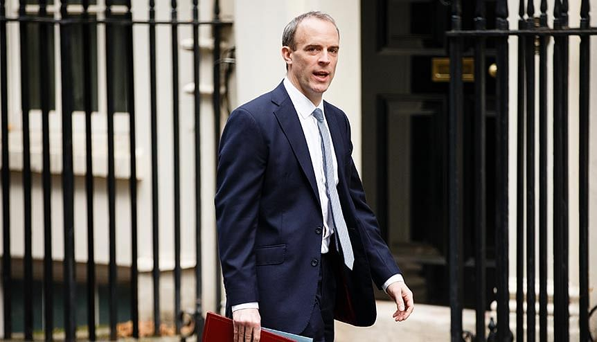 UK-India living bridge is such a source of strength: Dominic Raab