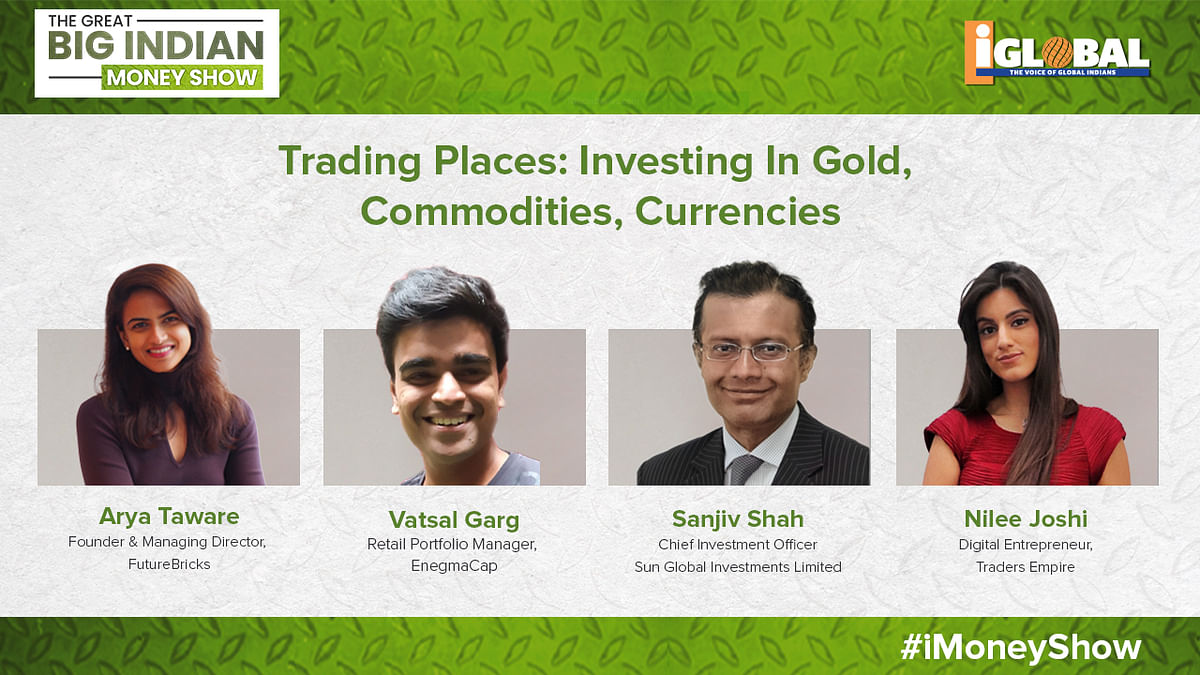 Trading Places: Investing in gold, commodities, currencies