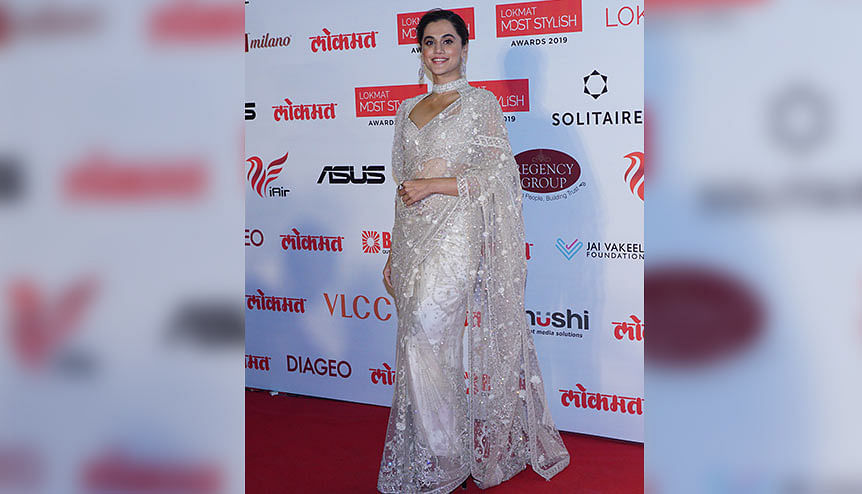 Taapsee Pannu's 'Thappad' notches up marketing win at Spikes Asia Awards