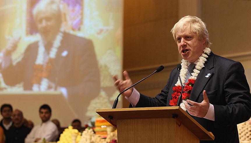 Covid-19 pandemic crisis cuts Boris Johnson's India visit short