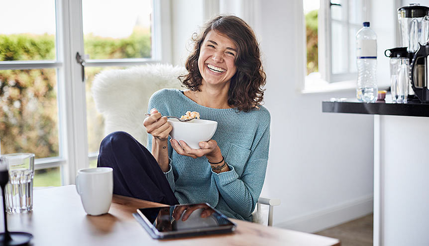 Here's why women should have a daily breakfast routine