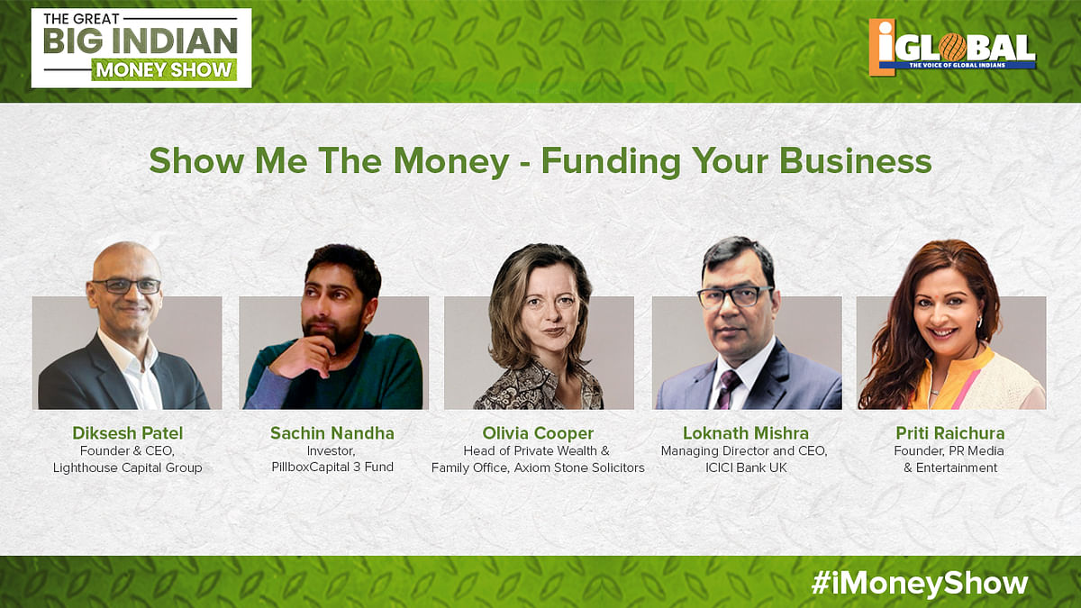 Show Me the Money - Funding your business