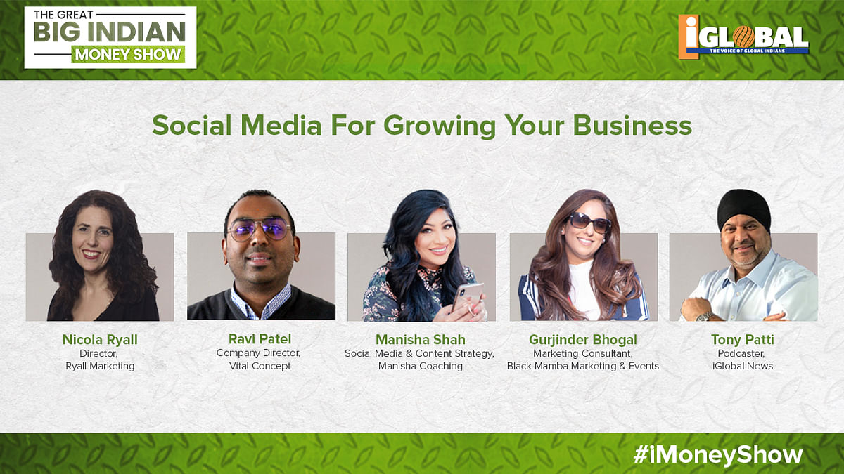 Social Media for growing your business