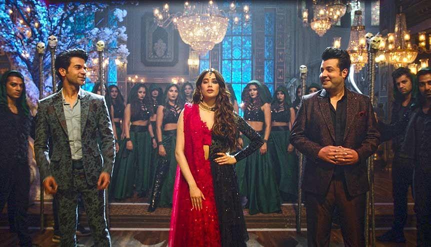 Janhvi Kapoor turns into 'Roohi' for new Jio Studios release