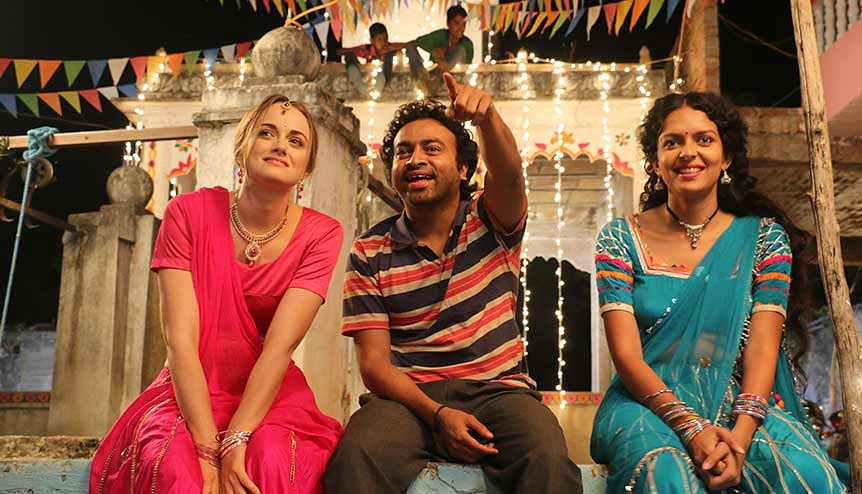 London Indian Film Festival hits upbeat note with 'T for Taj Mahal'