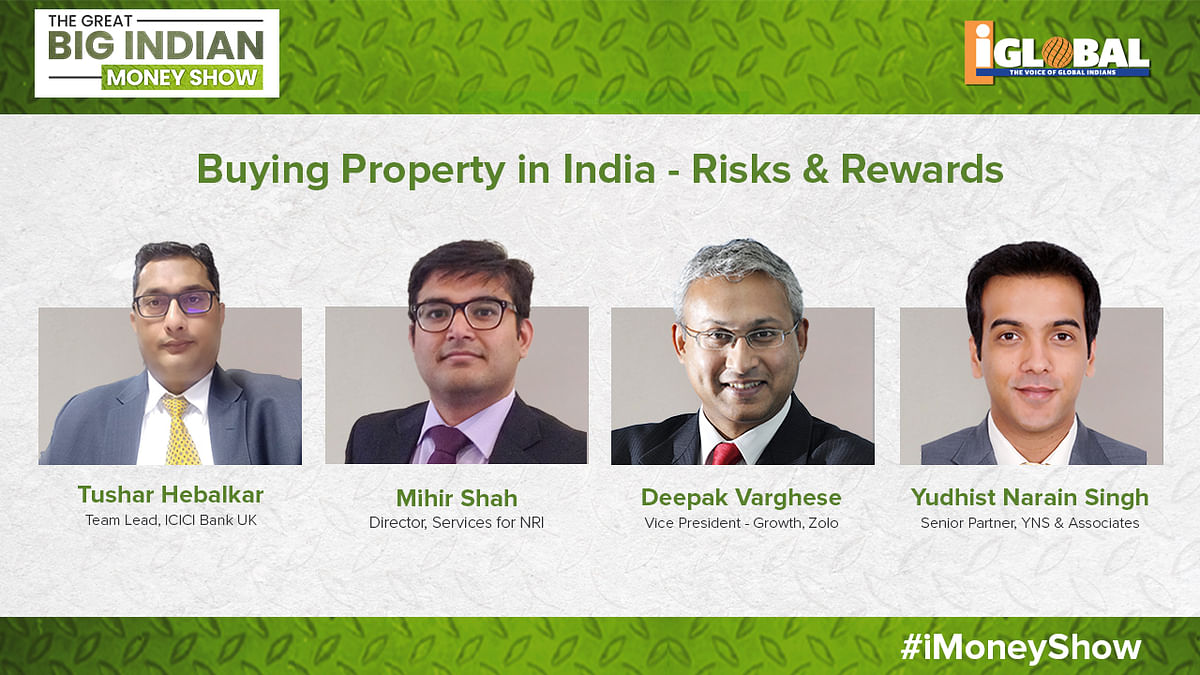 Buying Property in India - Risks & Rewards