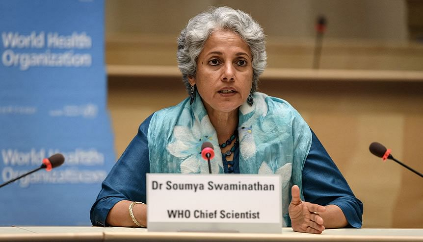 India's Dr Soumya Swaminathan joins UK-led team to better plan for future pandemics