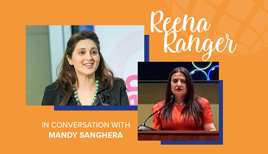 Smash the glass ceiling & send that elevator back down, says campaigner Mandy Sanghera