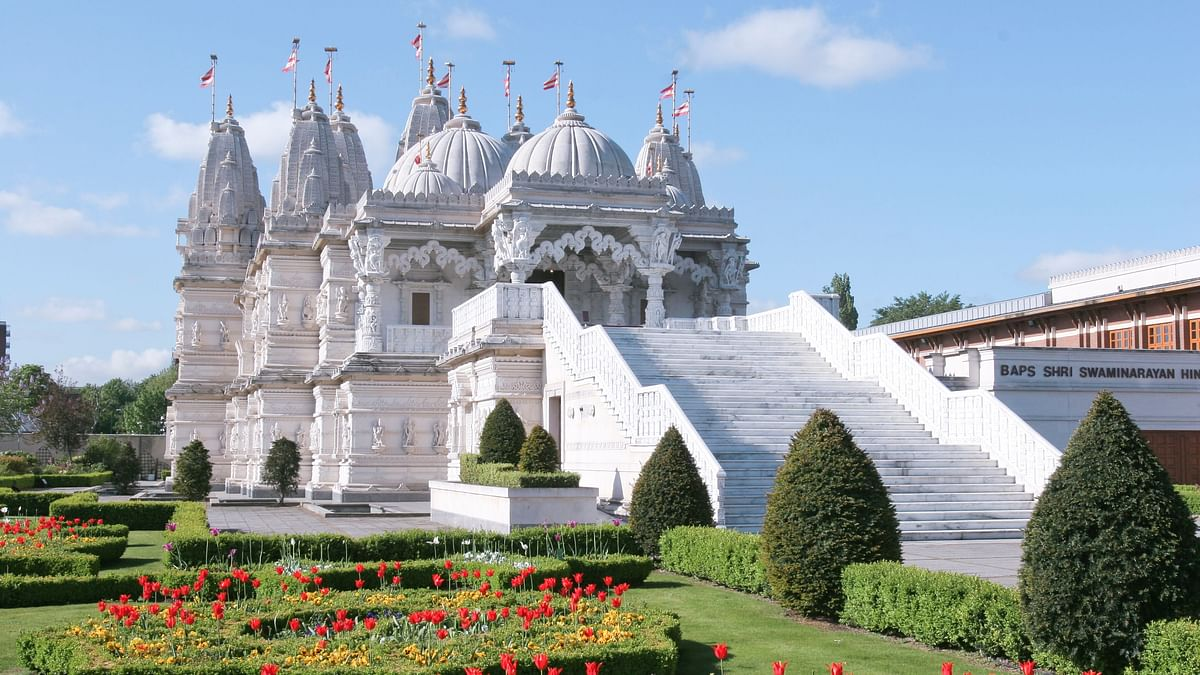 Neasden Temple's static bike ride to oxygen appeals, British Indians unite for Covid India drive