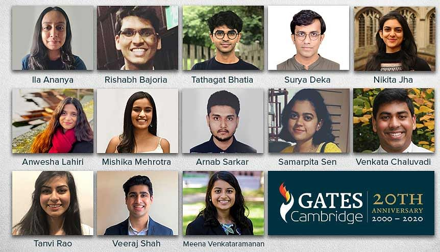 Indian scholars make a mark with Gates Cambridge University scholarships