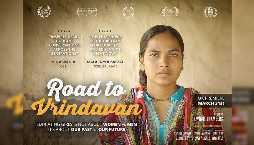 Filmmaker Ravinol Chambers takes the 'Road to Vrindavan' less travelled