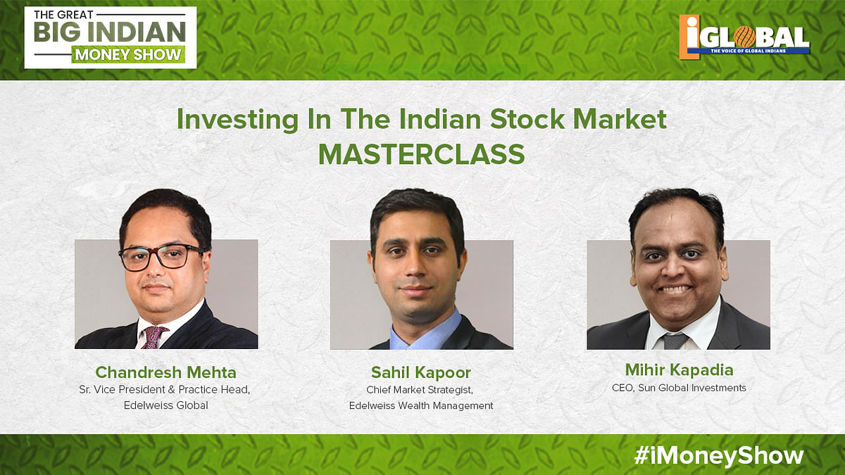 Investing in the Indian Stock Market [MASTERCLASS]