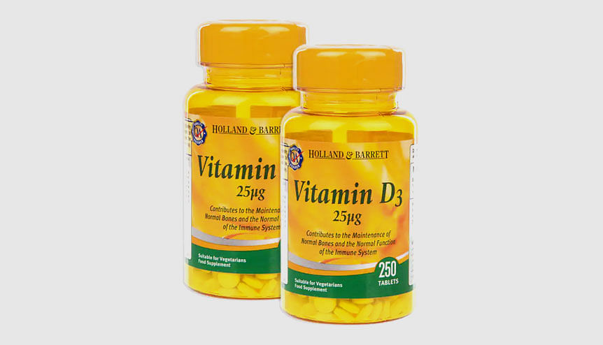 Vitamin supplements might help lower Covid risk for women