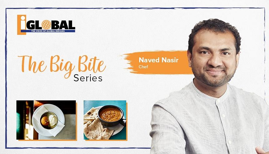 Chef Naved Nasir on reviving Bombay's Parsi flavours at Dishoom