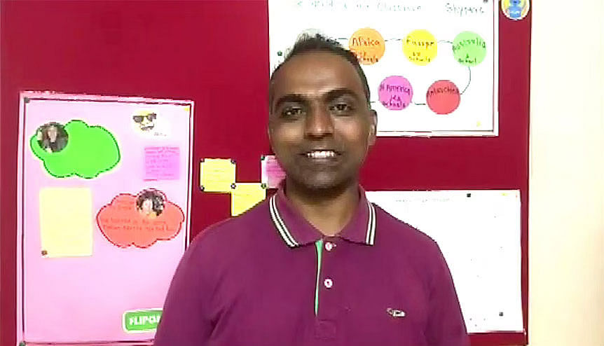 Global Teacher Prize winner Ranjitsinh Disale bats for girls education