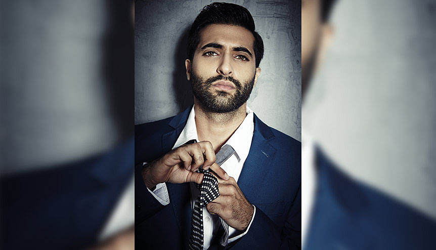 Indian American actor Akshay Oberoi in Ken Ghosh's 'State of Siege: Temple Attack'
