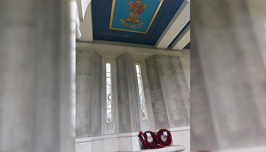 UK apologises for forgotten Indian soldiers killed in World War I