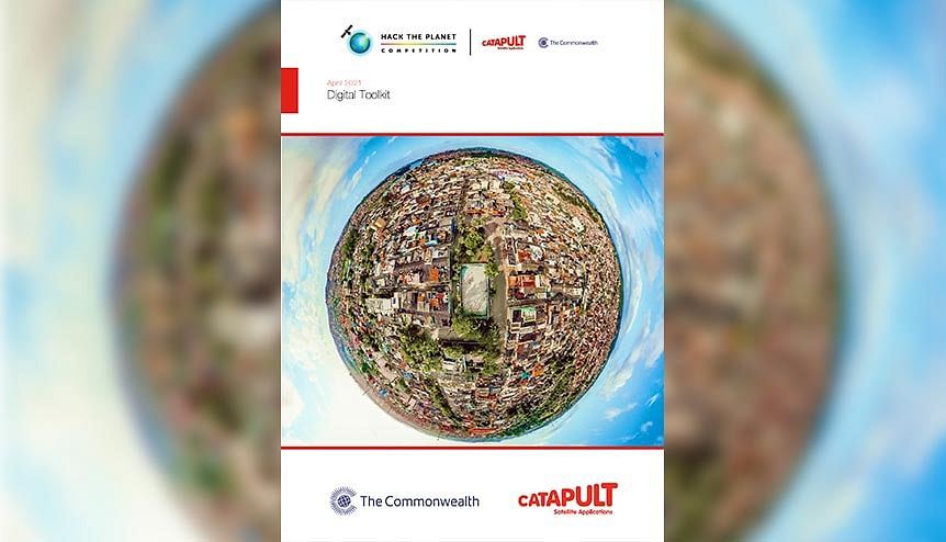 Commonwealth's Hack the Planet competition celebrates Earth Day 2021