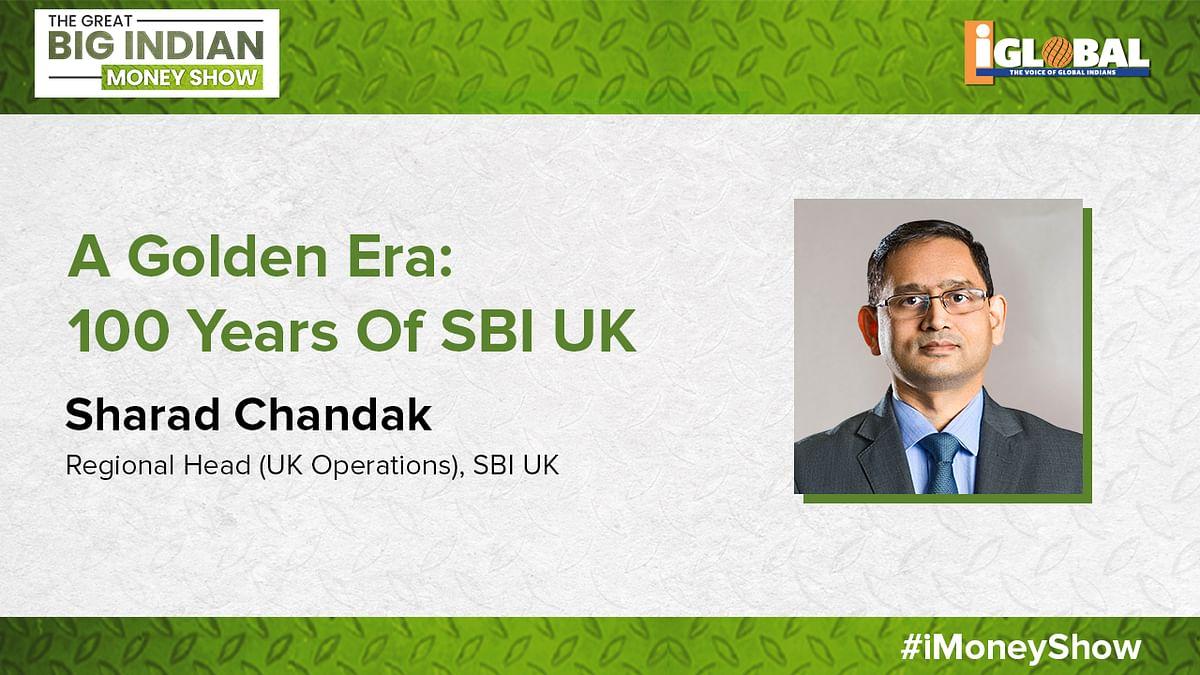 A Golden Era: 100 Years of SBI UK