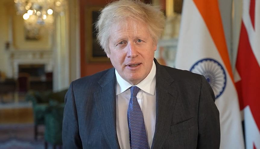Boris-Modi Virtual Summit yields new enhanced UK-India people's partnership