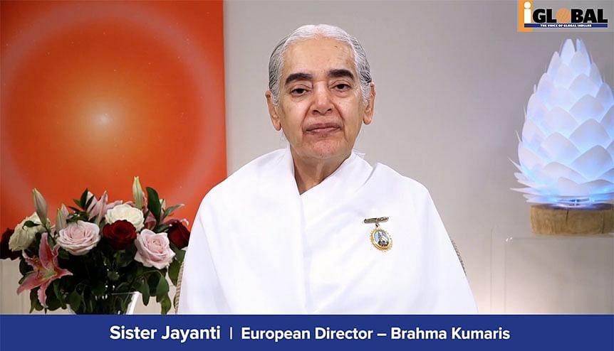 Covid India: Brahma Kumaris European Director Sister Jayanti on healing touch