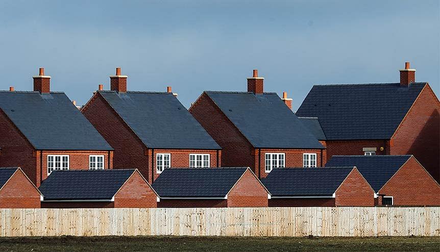 UK property boom set to roll on as savings unlocked
