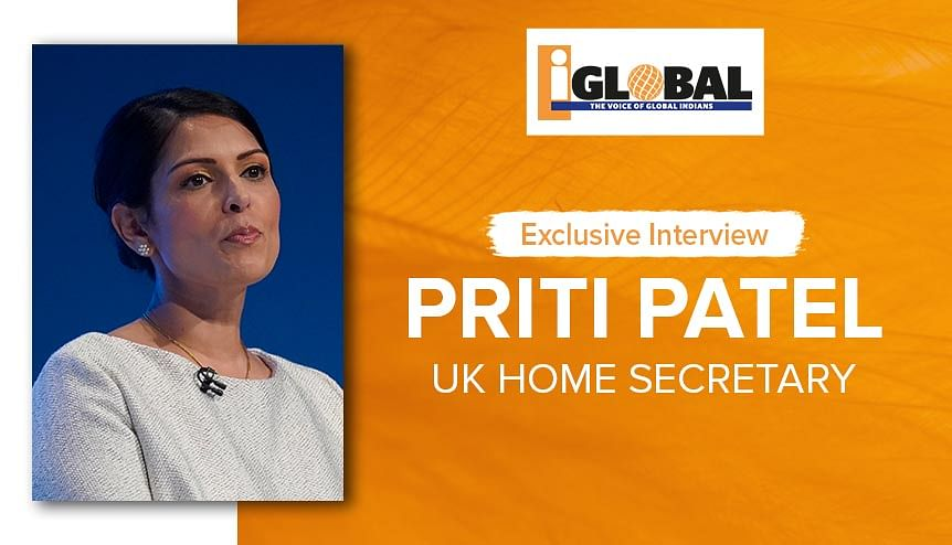 Covid India diaspora efforts incredibly powerful, making a difference: Priti Patel