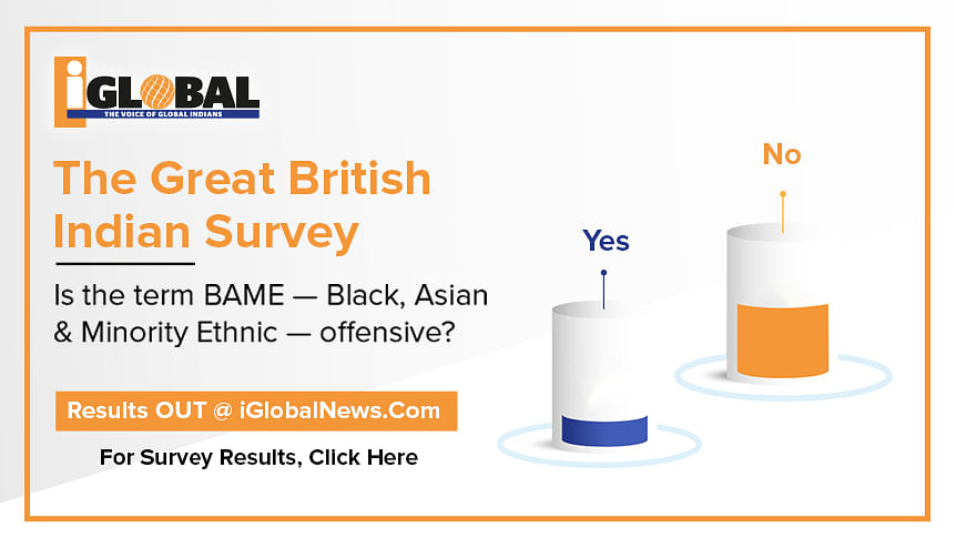 British Indians vote to ditch the 'BAME' tag