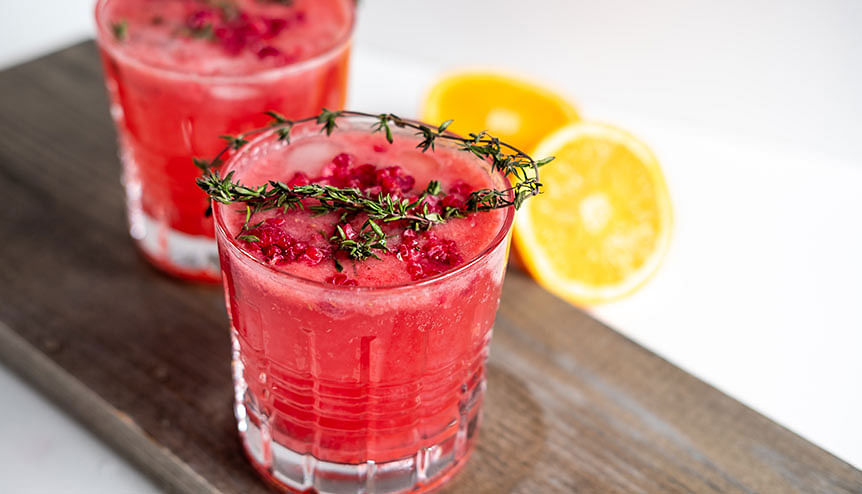 Can pink-coloured drinks really impact our exercise levels?