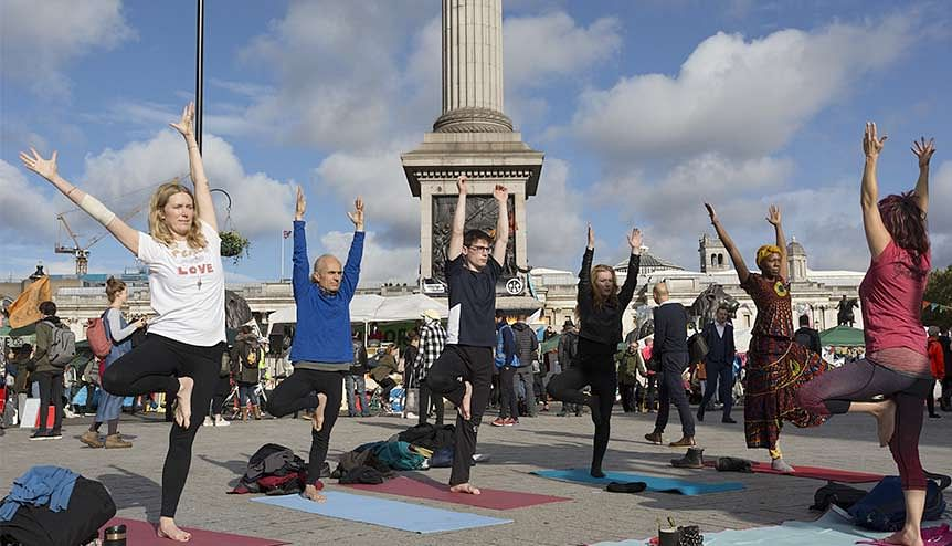 International Day of Yoga 2021: Virtual sessions take things truly global